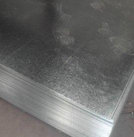 镀锌钢板质检标准